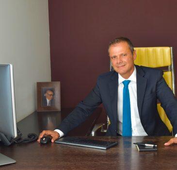 """Α.Γιαννίδης- CEO-Vitex   """"Μοιραζόμαστε αξίες"""""""
